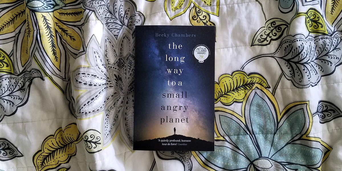 Book Review – THE LONG WAY TO A SMALL ANGRY PLANET