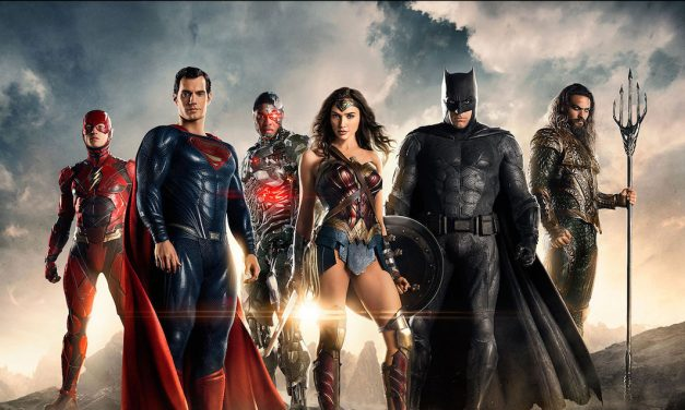 New Video for JUSTICE LEAGUE Features Stars Talking About the Heroes They Play