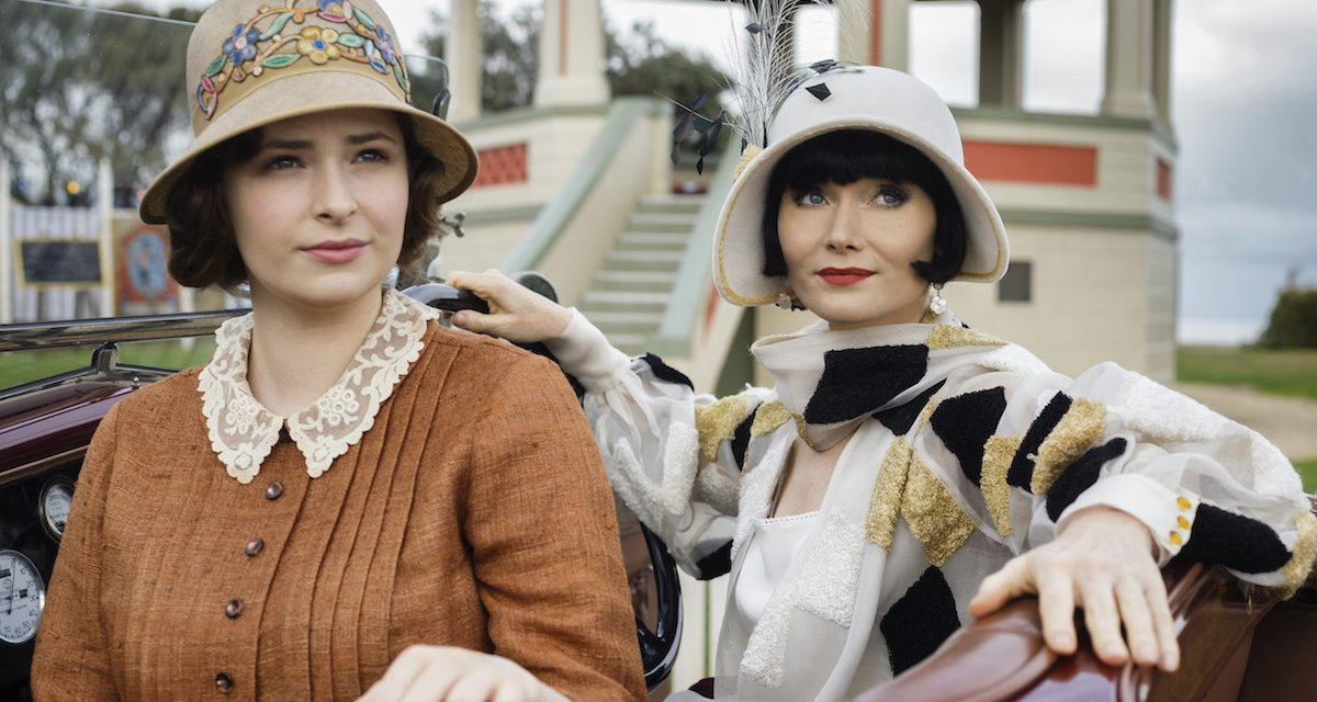 MISS. FISHER'S MURDER MYSTERIES Movie Is a Go, Thanks to Kickstarter
