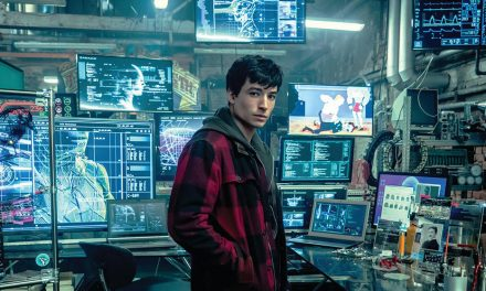 Get a Glimpse of Barry Allen's World in New JUSTICE LEAGUE Photo