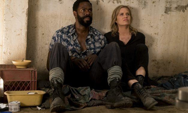 FEAR THE WALKING DEAD Recap (S03E10) The Diviner