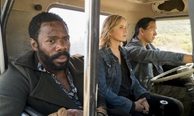 """Madison Fights to Find Water in the Trailer for FEAR THE WALKING DEAD """"La Serpiente"""""""