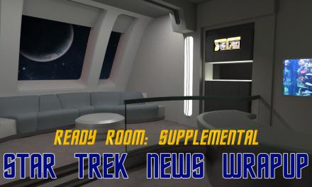 GGA Ready Room: Weekly STAR TREK Wrap-up – Supplemental: STAR TREK: DISCOVERY