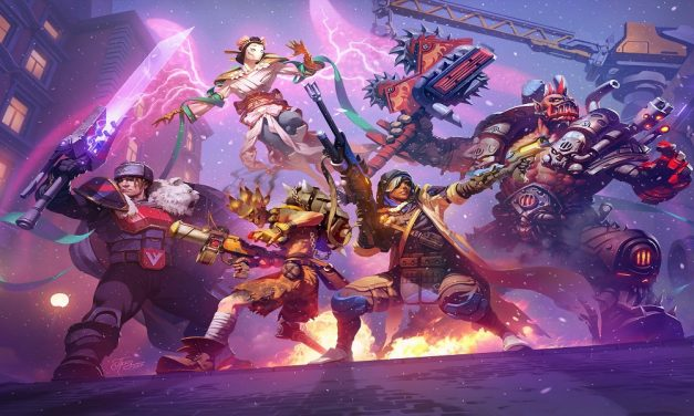 Next Major HEROES OF THE STORM Content Update Includes a New Battleground and Two New Heroes