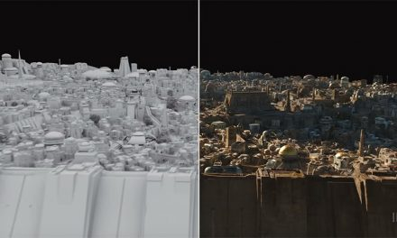 Watch the Awe-Inspiring Effects Layered Into ROGUE ONE