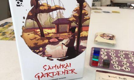 SAMURAI GARDENER: Building A Path To Fun
