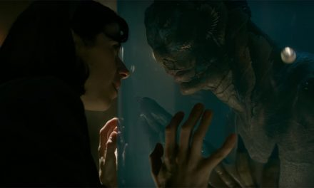 THE SHAPE OF WATER Red Band Trailer Brings Tension and Darkness