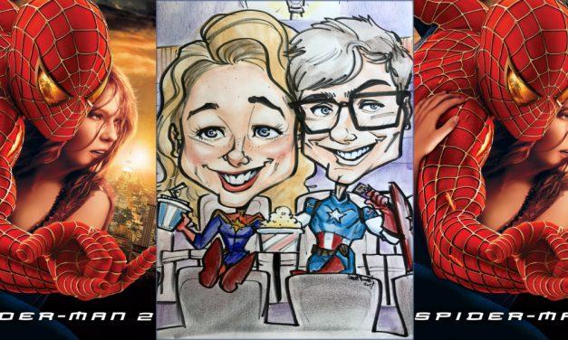 Marvel Us Podcast Ep 9 – SPIDER-MAN 2 (2004)