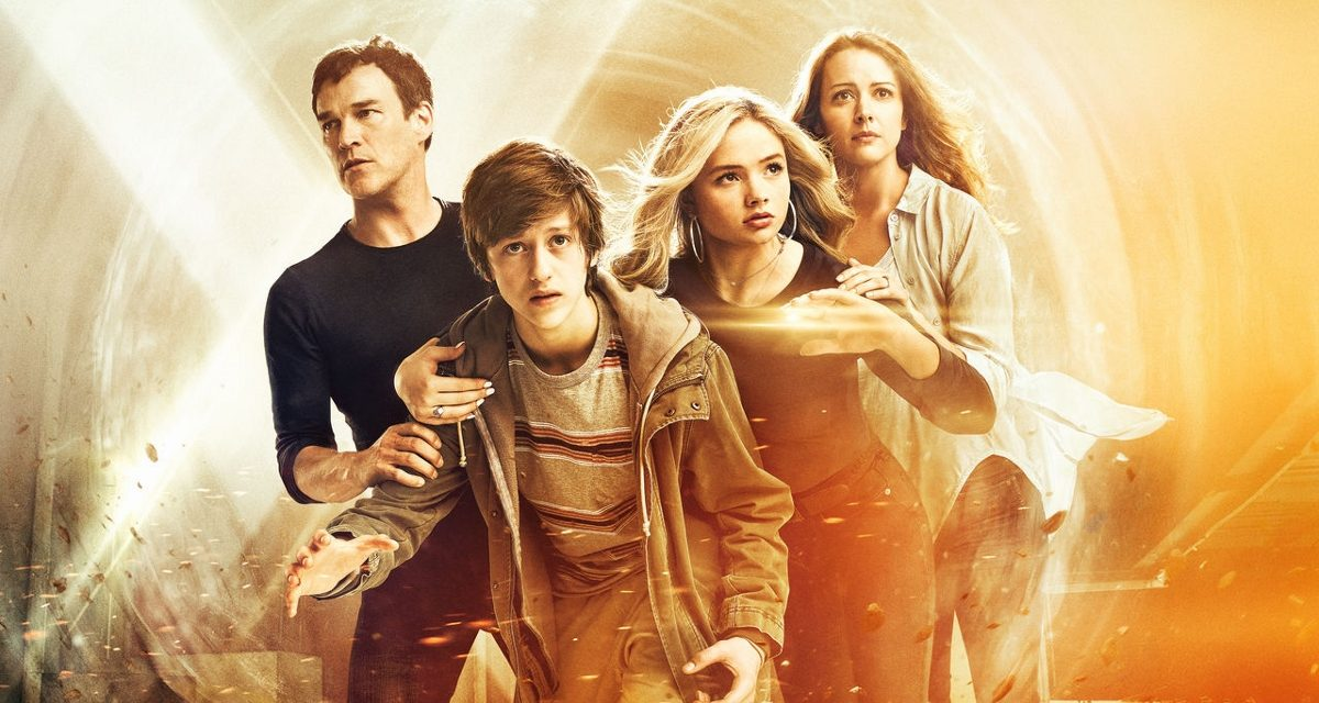 Sneak Peek of New Fox Series THE GIFTED