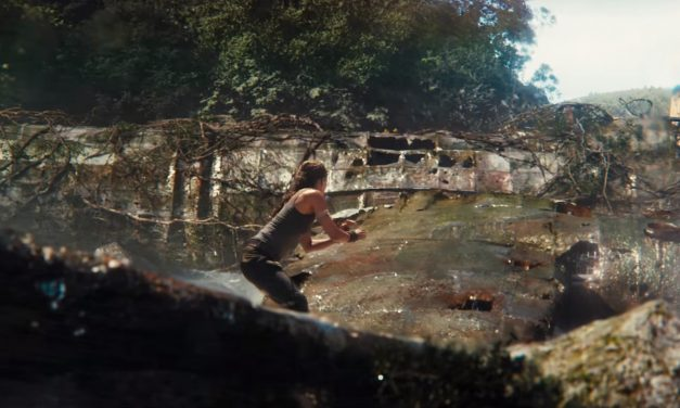 The Legend Comes to Life in Our First TOMB RAIDER Trailer