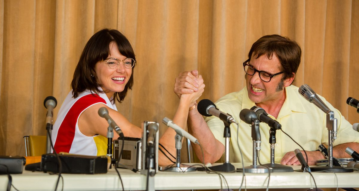 Movie Review- BATTLE OF THE SEXES