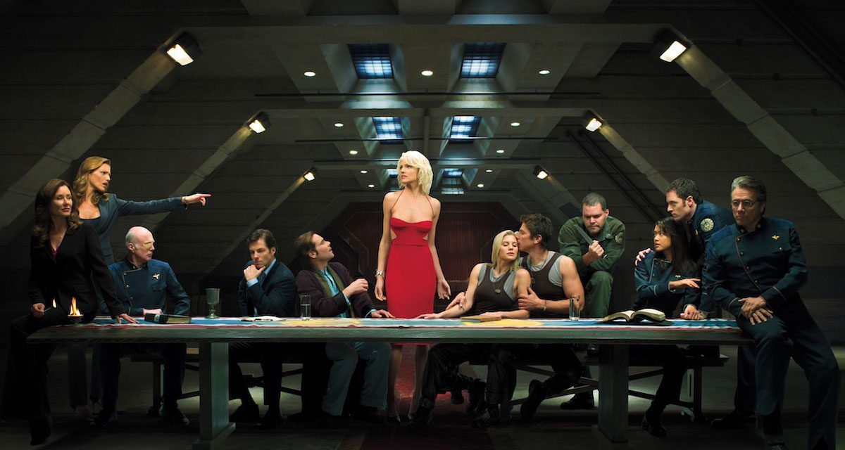 BATTLESTAR GALACTICA: My Top 10 Favorite Episodes