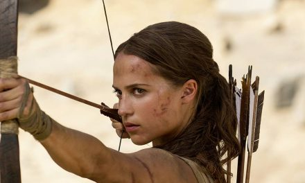 New Image Promises a Gritty Lara Croft in TOMB RAIDER