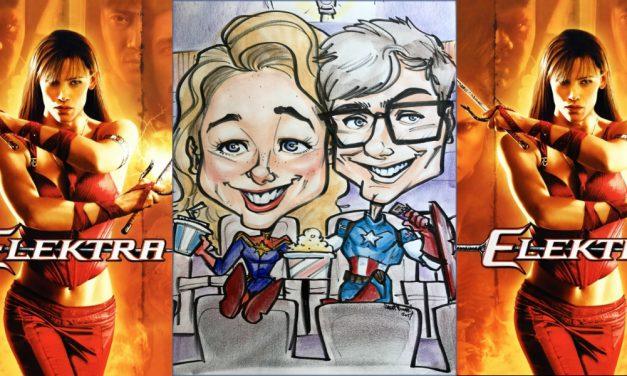 Marvel Us Podcast Ep 11 – ELEKTRA (2005)