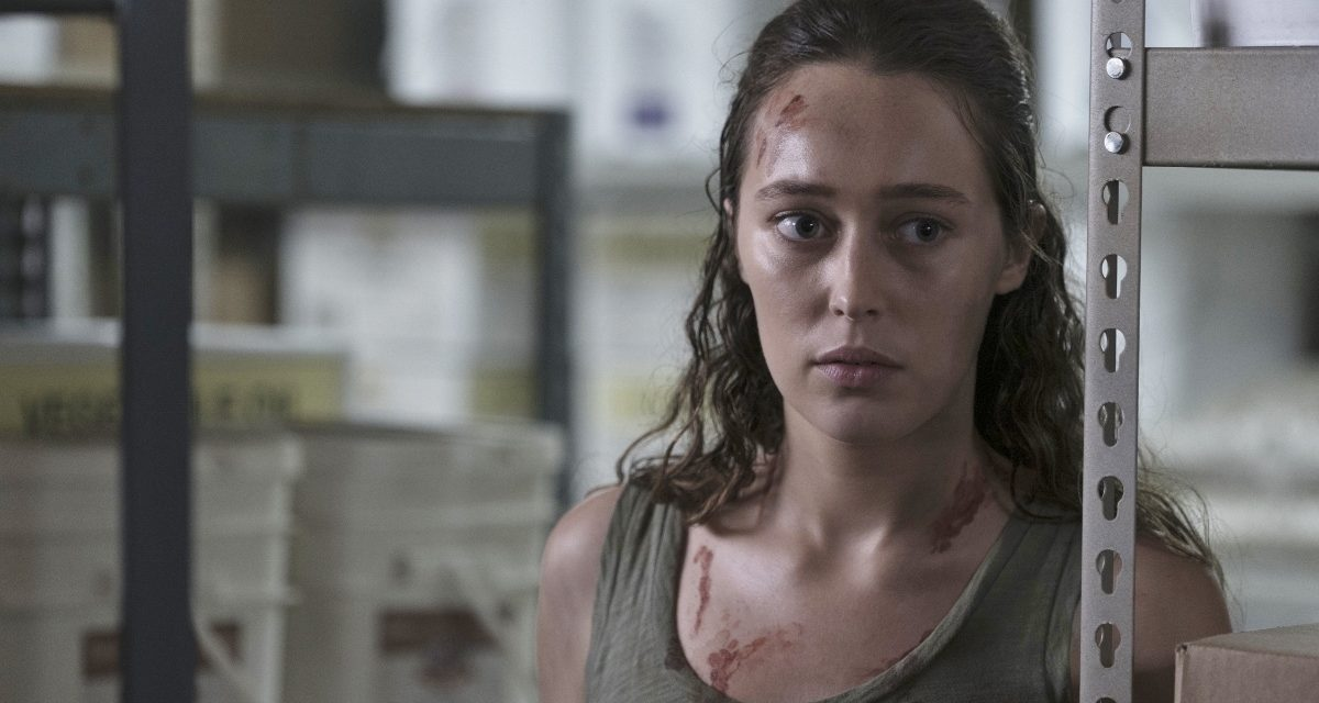 FEAR THE WALKING DEAD Recap (S03E13) This Land Is Your Land