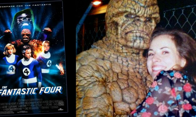Kat Green's Oral History of Roger Corman's THE FANTASTIC FOUR