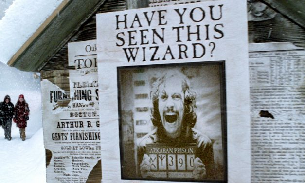Perfect for October: Pacific Symphony Live With HARRY POTTER AND THE PRISONER OF AZKABAN