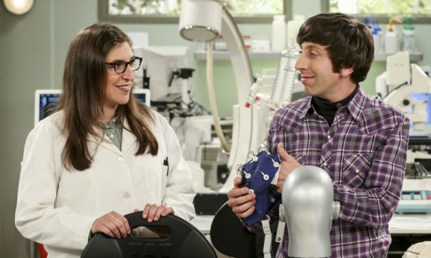 THE BIG BANG THEORY Recap: (S11E05) The Collaboration Contamination