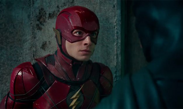 The Flash Is Learning in New JUSTICE LEAGUE Clip