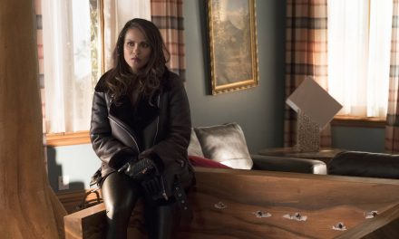 LUCIFER Recap: (S03E03) Mr. and Mrs. Mazikeen Smith