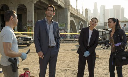 LUCIFER Recap: (S03E02) The One with the Baby Carrot