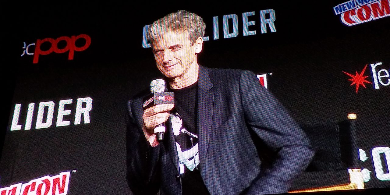 NYCC 2017: Saying Goodbye to Peter Capaldi