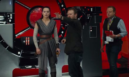 New STAR WARS: THE LAST JEDI Behind the Scenes Shows Us Incredible Sets and Plot Points
