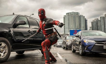 DEADPOOL 2 Has Wrapped! Ryan Reynolds Celebrates By Giving Fans a Golden Easter Egg