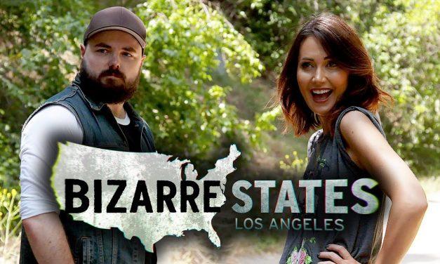 BIZARRE STATES: LOS ANGELES Clips Show a Bizarre, Colorful Side of California