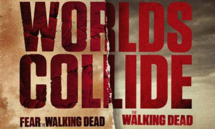 THE WALKING DEAD – FEAR THE WALKING DEAD Crossover Character Revealed