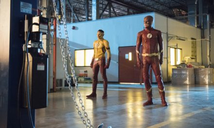 THE FLASH Recap (S04E02) Mixed Signals