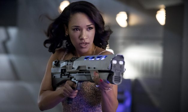 We Have Our First Look at Iris West Allen's Speedster Suit on THE FLASH