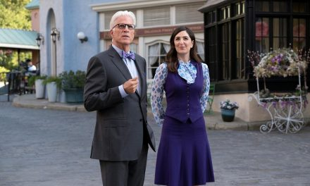 THE GOOD PLACE Recap: (S02E06) Janet and Michael