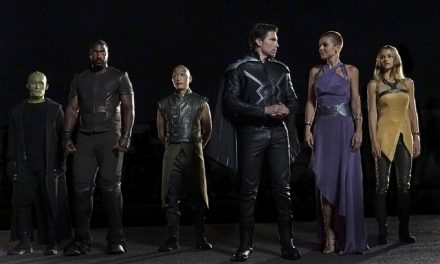 INHUMANS Season Finale Recap: (S01E08) …And Finally: Black Bolt
