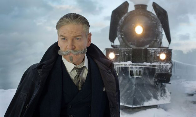 Movie Review- MURDER ON THE ORIENT EXPRESS