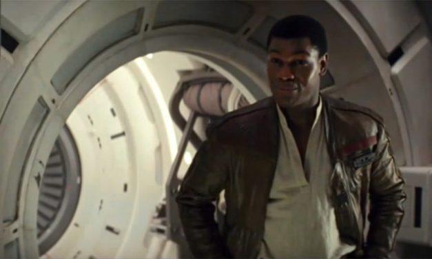 New STAR WARS: THE LAST JEDI Ad Spotlights Our New Trio