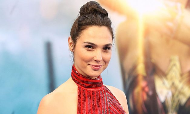 Gal Gadot Receives the #SeeHer Award at the Critics Choice Awards