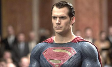 Henry Cavill Hints at Role and the Black Suit in JUSTICE LEAGUE