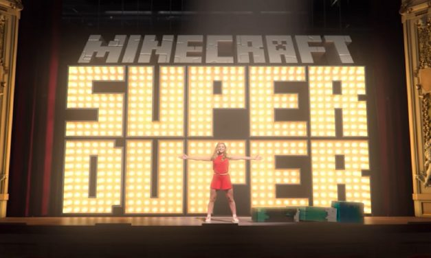 SUPERGIRL Star Melissa Benoist Sings in The Super Duper MINECRAFT Musical