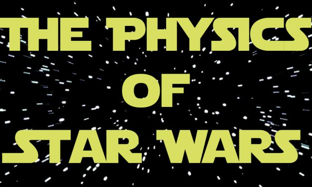 Get Your Science On in New Book THE PHYSICS OF STAR WARS