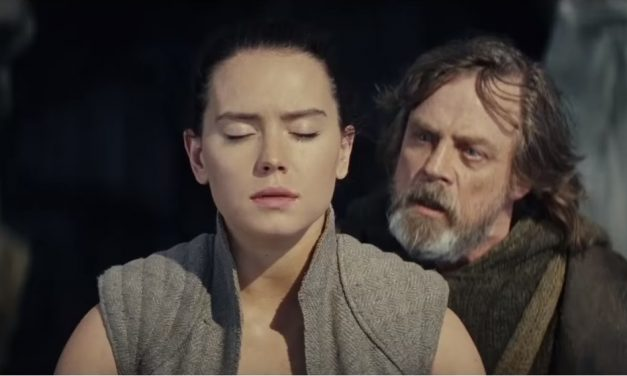 New THE LAST JEDI TV Spot Shows Rey's Temptation