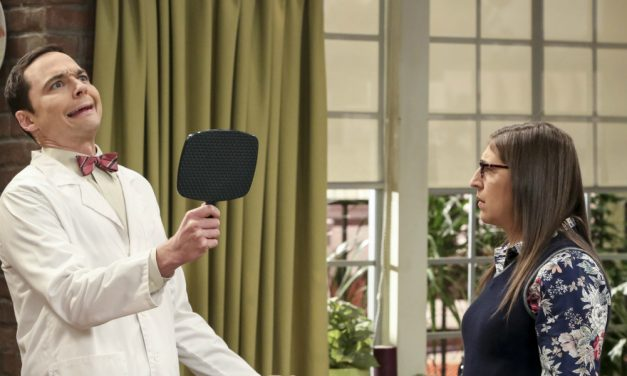 THE BIG BANG THEORY Recap: (S11E06) The Proton Regeneration