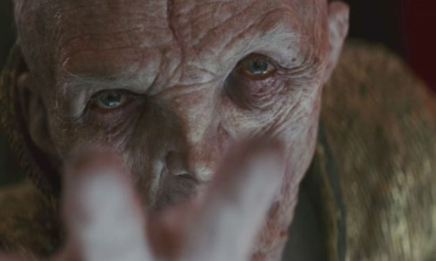 STAR WARS: THE LAST JEDI Hints at Snoke and Kylo Ren's Relationship
