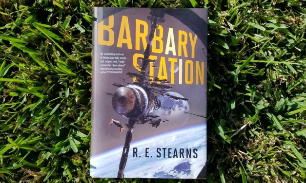 Book Review – BARBARY STATION