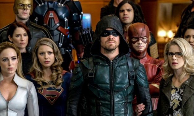 """Extended Trailer for the CW Arrowverse Crossover, """"Crisis on Earth-X"""""""
