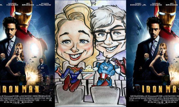 Marvel Us Podcast Ep 17 – Iron Man (2008)
