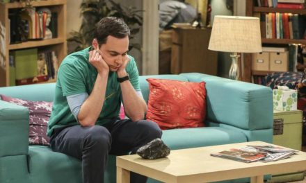 THE BIG BANG THEORY Recap: (S11E07) The Geology Methodology