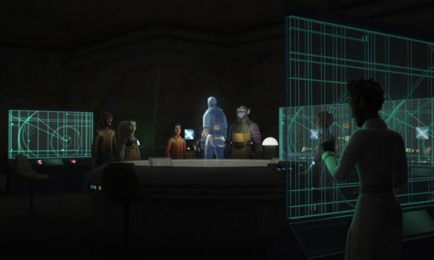 STAR WARS REBELS Recap: (S04E05) The Occupation