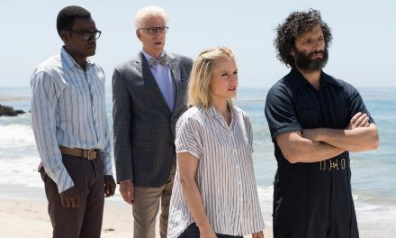 THE GOOD PLACE Fall Finale Recap: (S02E07) Derek