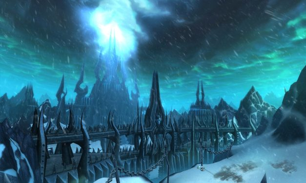 Warcraft Cares is Back Again with the 4th Annual ICECROWN CHALLENGE